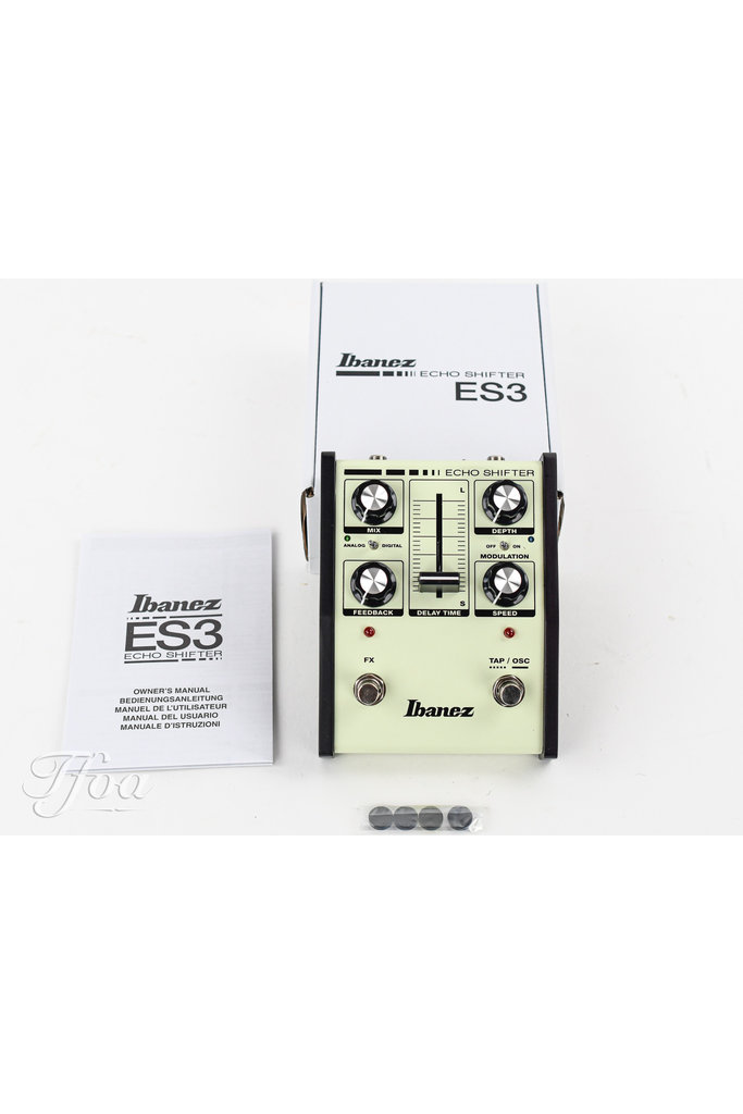 Ibanez ES3 Echo Shifter