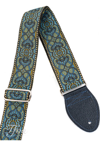 Souldier Souldier Arabesque Turquoise