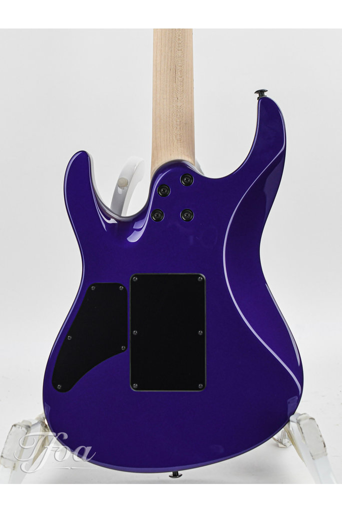 Suhr Modern Custom Candy Cobalt Purple Floyd Rose