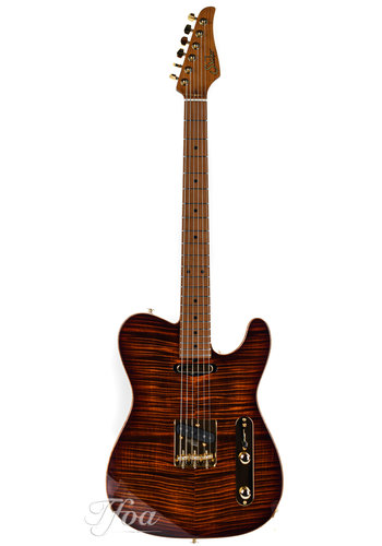 Suhr Suhr Custom T Flamed Maple Andre Nieri Inspired