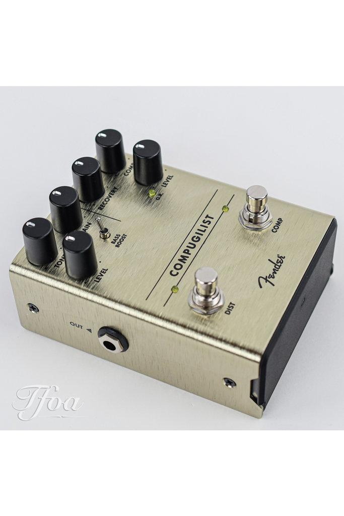 Fender Compugilist Compressor / Distortion
