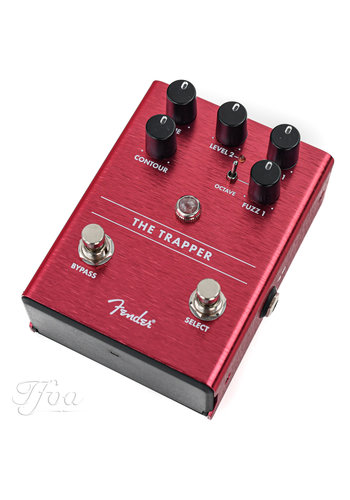Fender Fender The Trapper Dual Fuzz