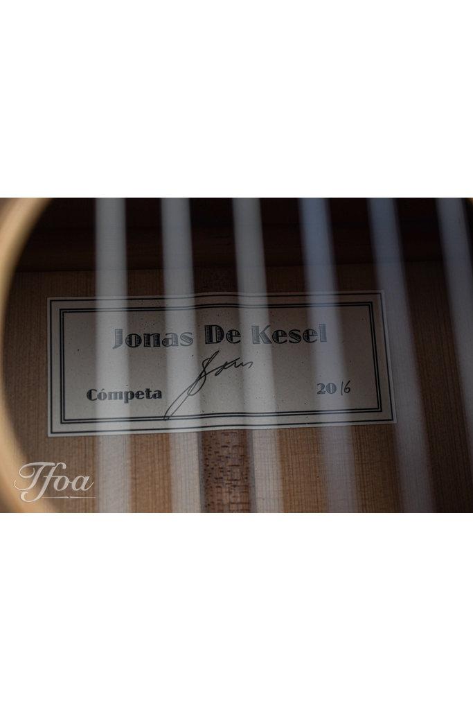 Jonas de Kesel Competa Torres 2016