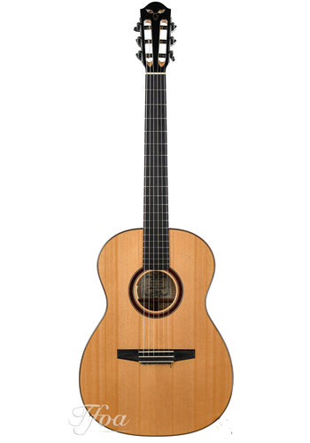 Goodall Goodall Crossover Nylon AAA Port Orford Cedar Flamed Maple