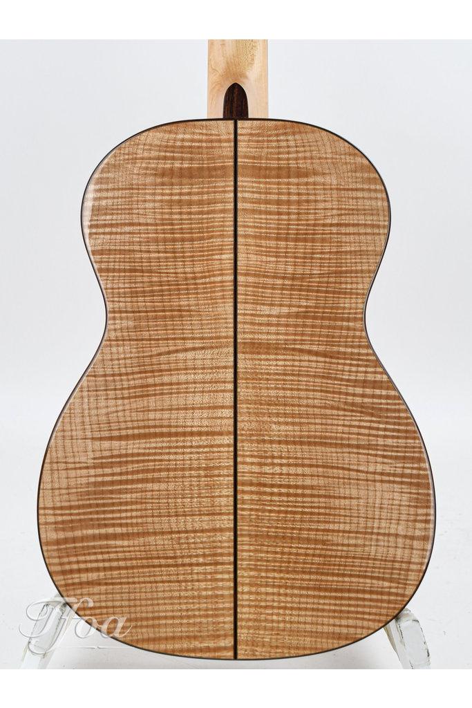 Goodall Crossover Nylon AAA Port Orford Cedar Flamed Maple