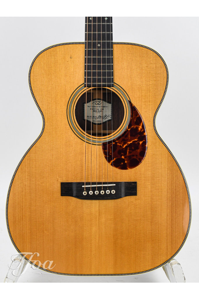 Rozawood Custom OM28 2010