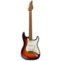 Suhr Classic S Antique 3 Tone Burst LTD Flamed Maple