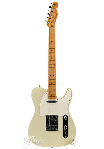 Fender Fender Custom Shop Sweetwater Special Custom Deluxe Telecaster Olympic White 2010