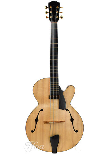 Andy Manson Andy Manson Archtop