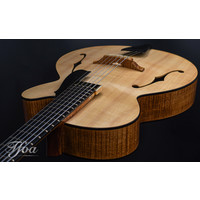 Andy Manson Archtop