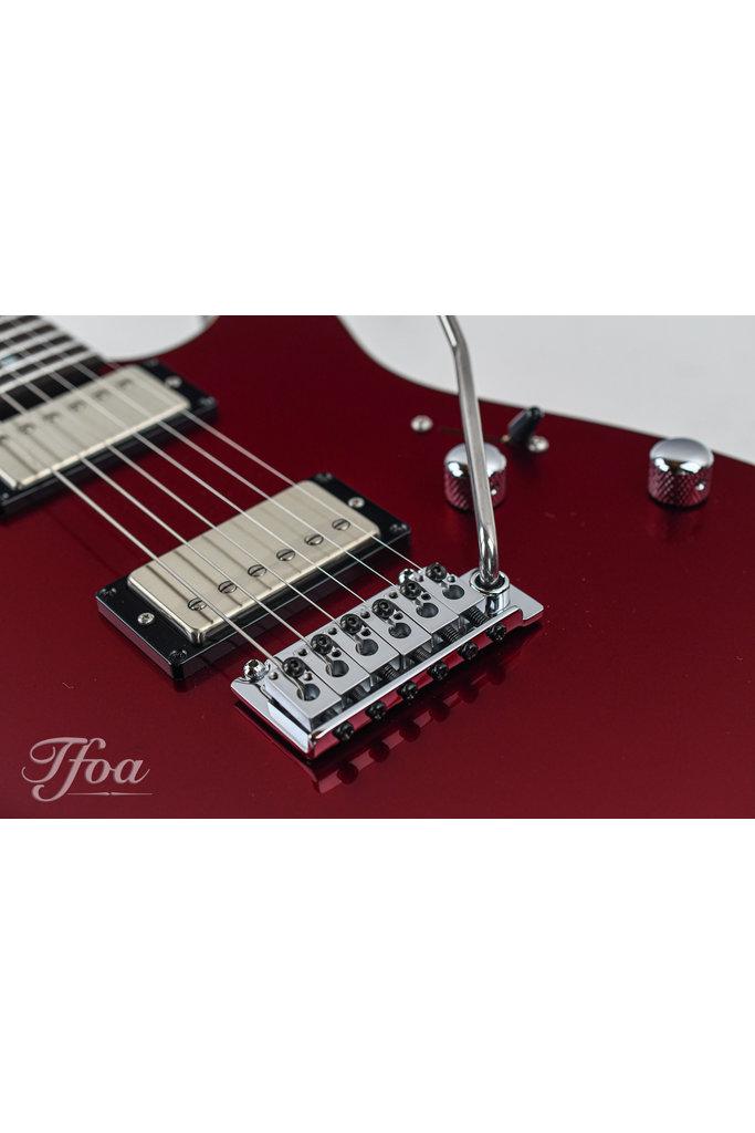 Suhr Pete Thorn Signature Garnet Red Metallic
