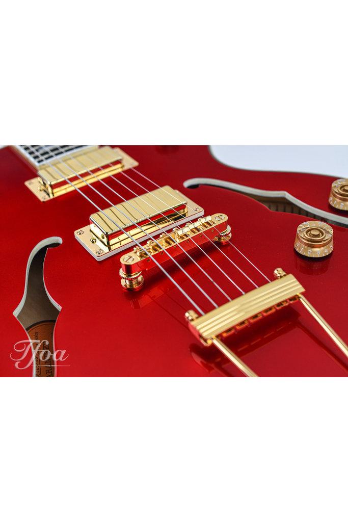 Epiphone Uptown Kat Ruby Red Metallic
