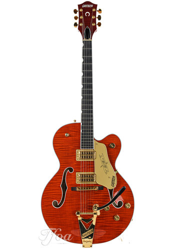 Gretsch Gretsch G6120TFM Nashville Flame Maple 2017