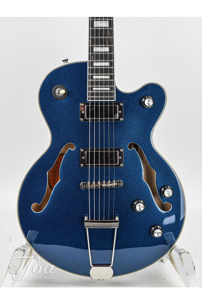 Epiphone Uptown Kat Sapphire Blue Metallic