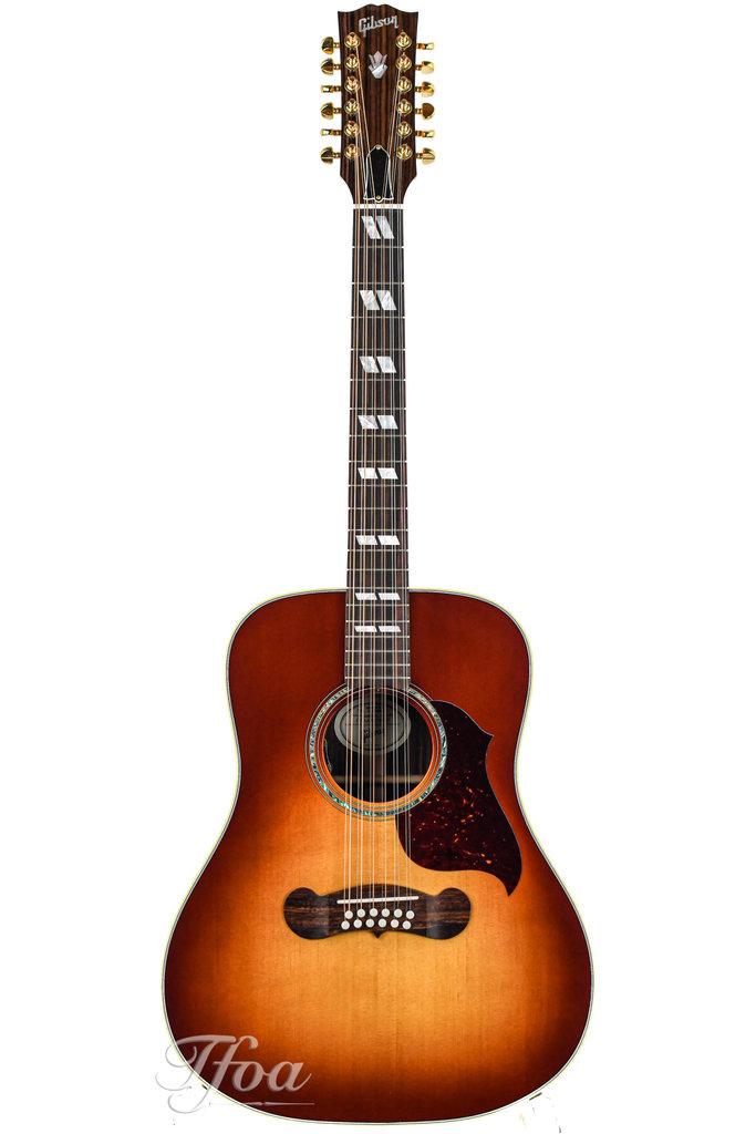 Gibson Songwriter 12 String Rosewood Burst