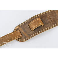 Martin 18A0027 Distressed Ball Glove Suede Leather Strap