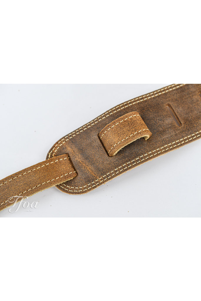 Martin Distressed Ball Glove Leather Strap