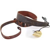 Martin Brown Belt Leather Vintage Guitar Strap 18A0065