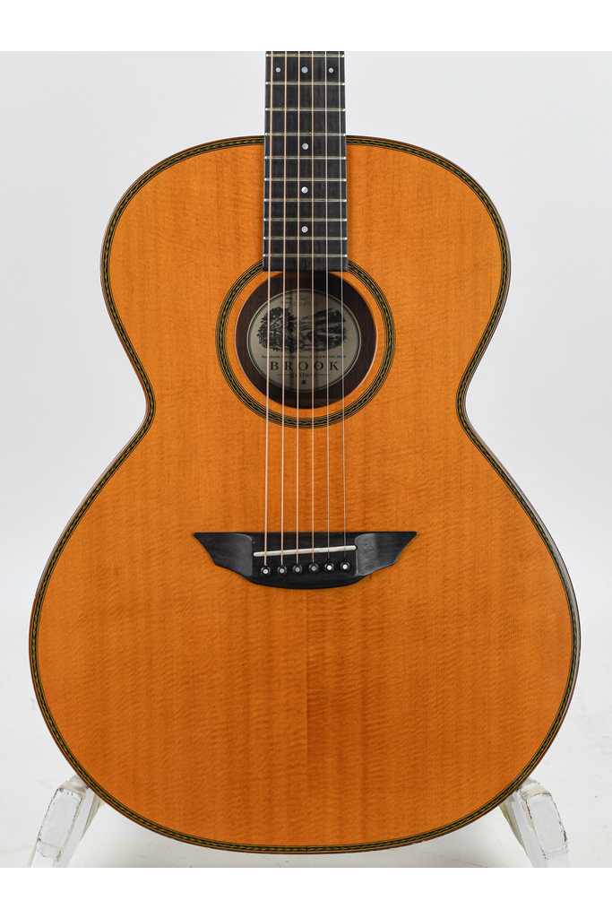 Brook Taw Orchestra Model Indian Rosewood Sitka 2002