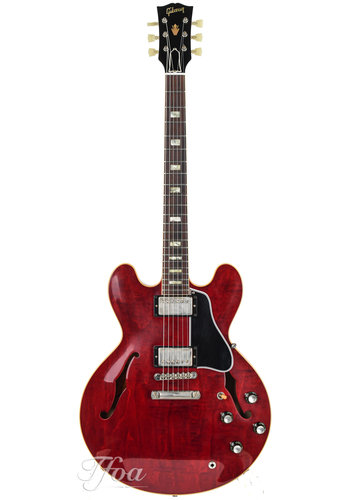 Gibson Gibson Custom 63 ES335 Reissue Antique Viking Red 2019
