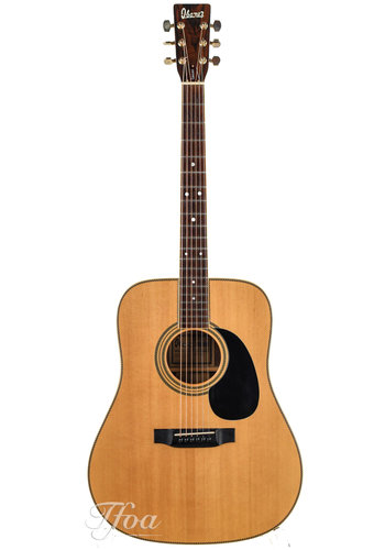Ibanez Ibanez Concord 764 Dreadnought 1975