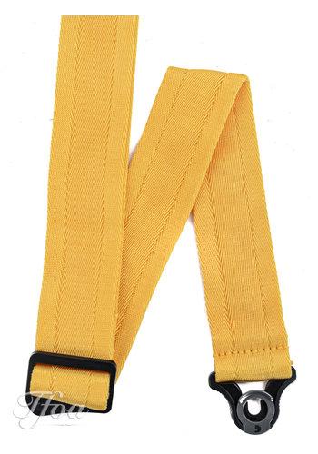 D'Addario D'Addario Auto Lock Guitar Strap Mellow Yellow