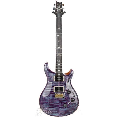 PRS PRS Custom 24 Piezo Violet Burst