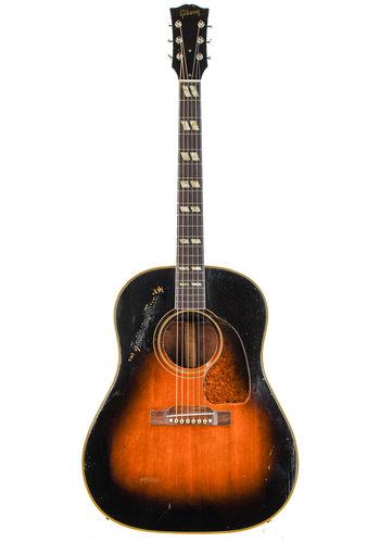 Gibson Gibson Southern Jumbo SJ Sunburst 1952