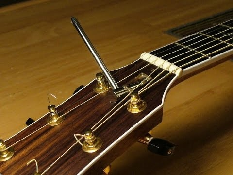 Everything you need to know about the truss rod.
