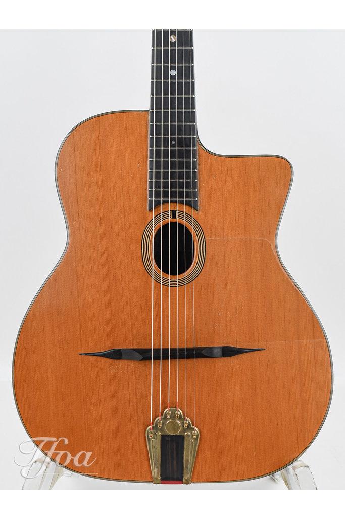 Ger Boonstra Selmer Style Gypsy Jazz Guitar 2005