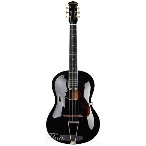 Clifford Essex Clifford Essex Paragon Ebony Archtop 1930s