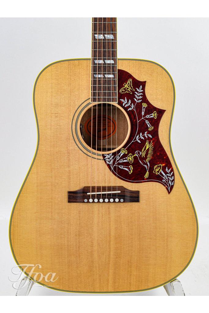 Gibson Hummingbird Original Antique Natural