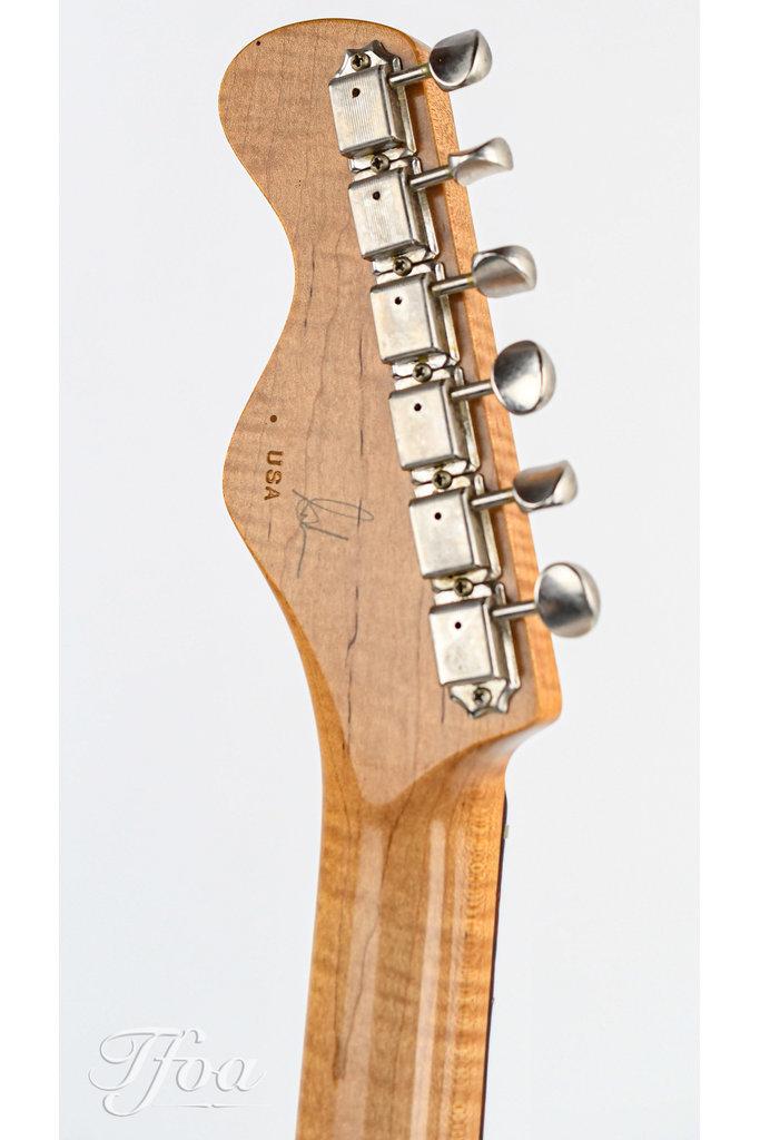 Echopark 62 Stratocaster Ash Shell Pink