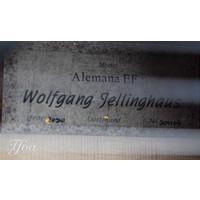 Jellinghaus Alemana 1A EF Doble Tapa