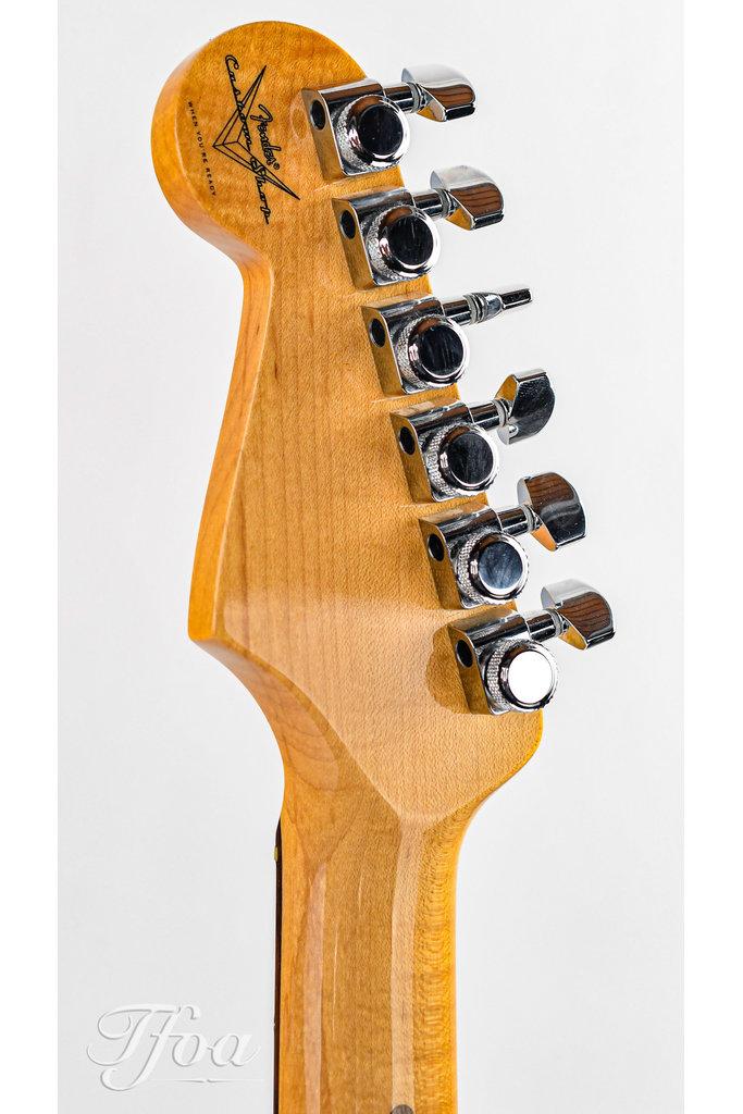Fender Custom Deluxe Stratocaster Honey Burst 2010