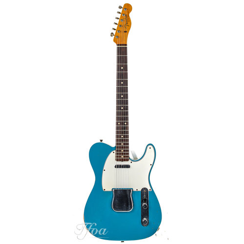 Fender Custom Fender Custom Telecaster '62 Limited Edition Taos Turquoise Relic 2009