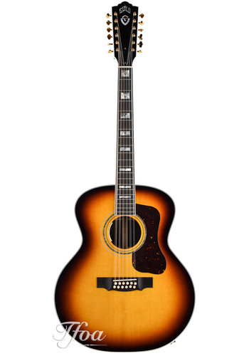 Guild Guild F512E Antique Burst