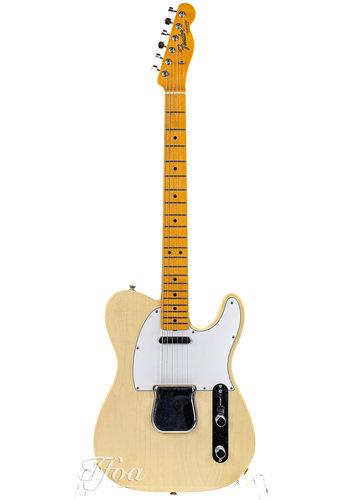 Fender Custom Fender Limited  1967 Smugglers Telecaster Vintage Blond Closet Classic 2016