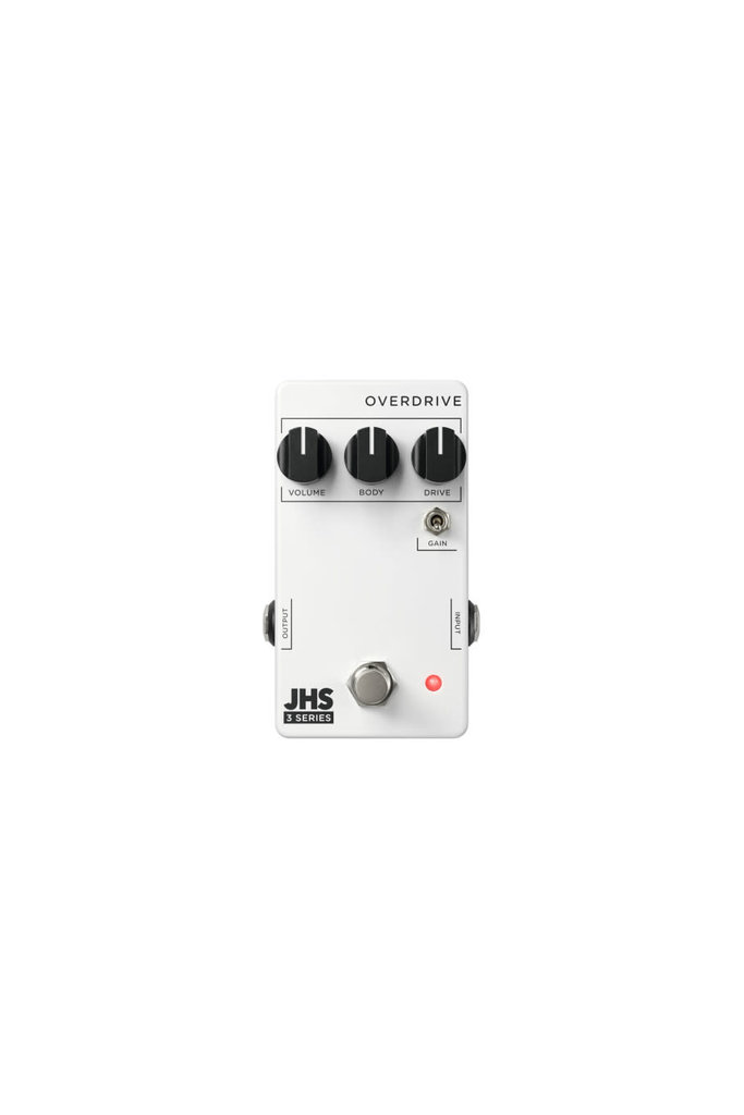 JHS Series 3 Overdrive