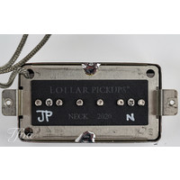 Lollar Novel 90 Neck Nickel Matte Black