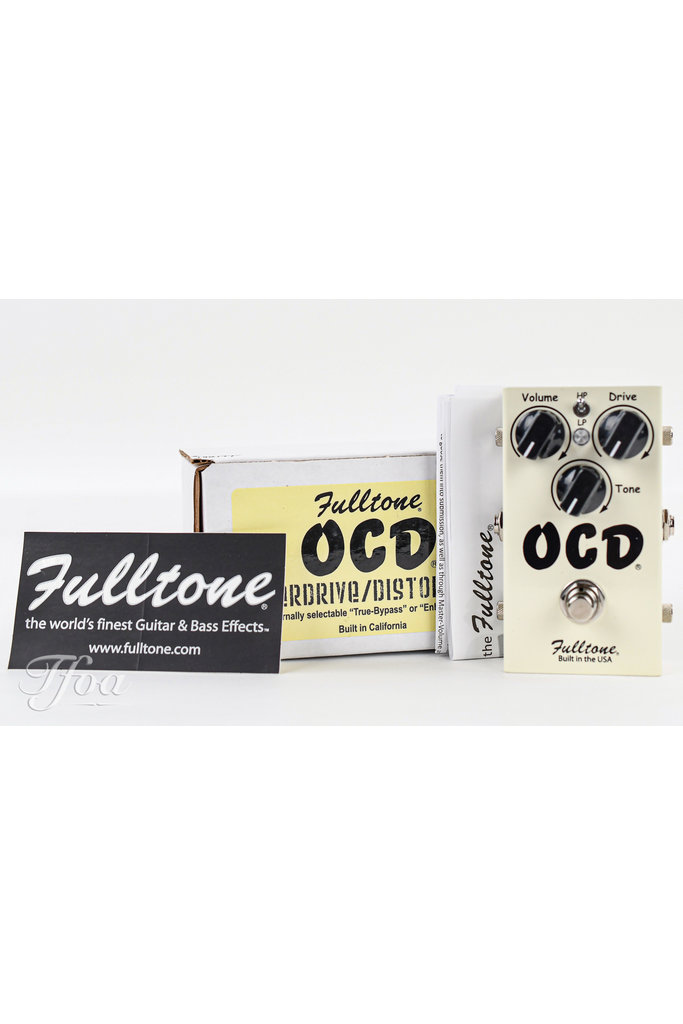 Fulltone O.C.D. Overdrive V2