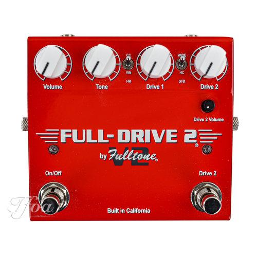 Fulltone Fulltone Fulldrive 2 Overdrive V2