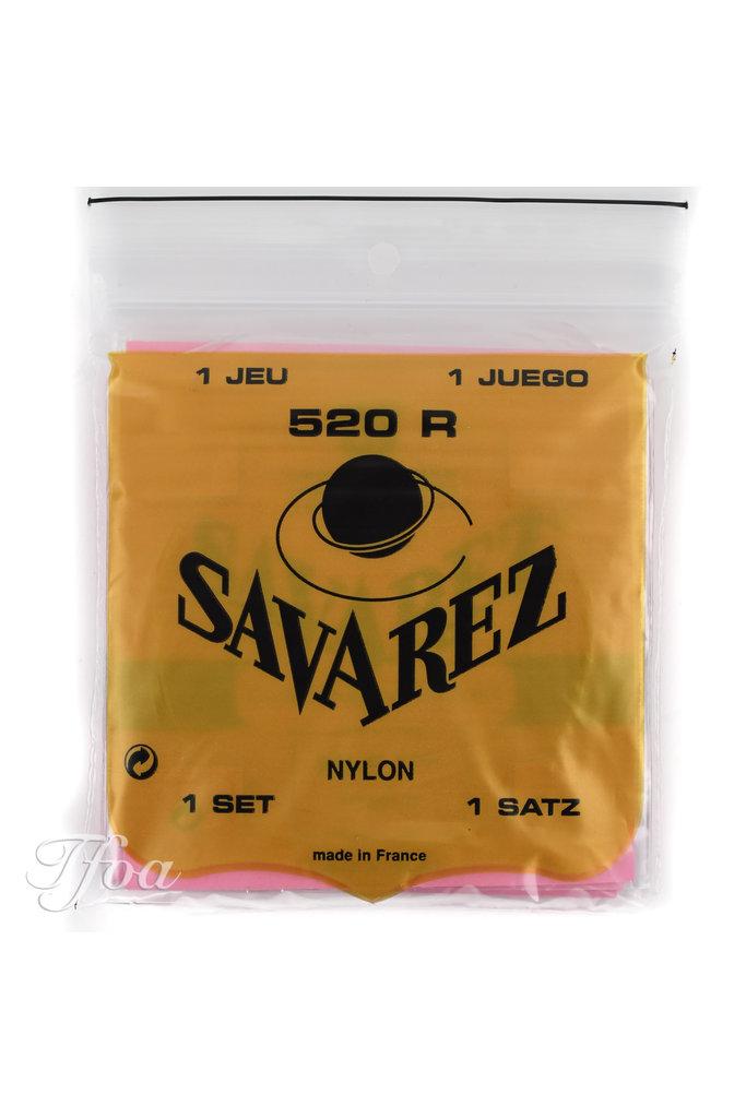 Savarez 520R Nylon Strings High Tension