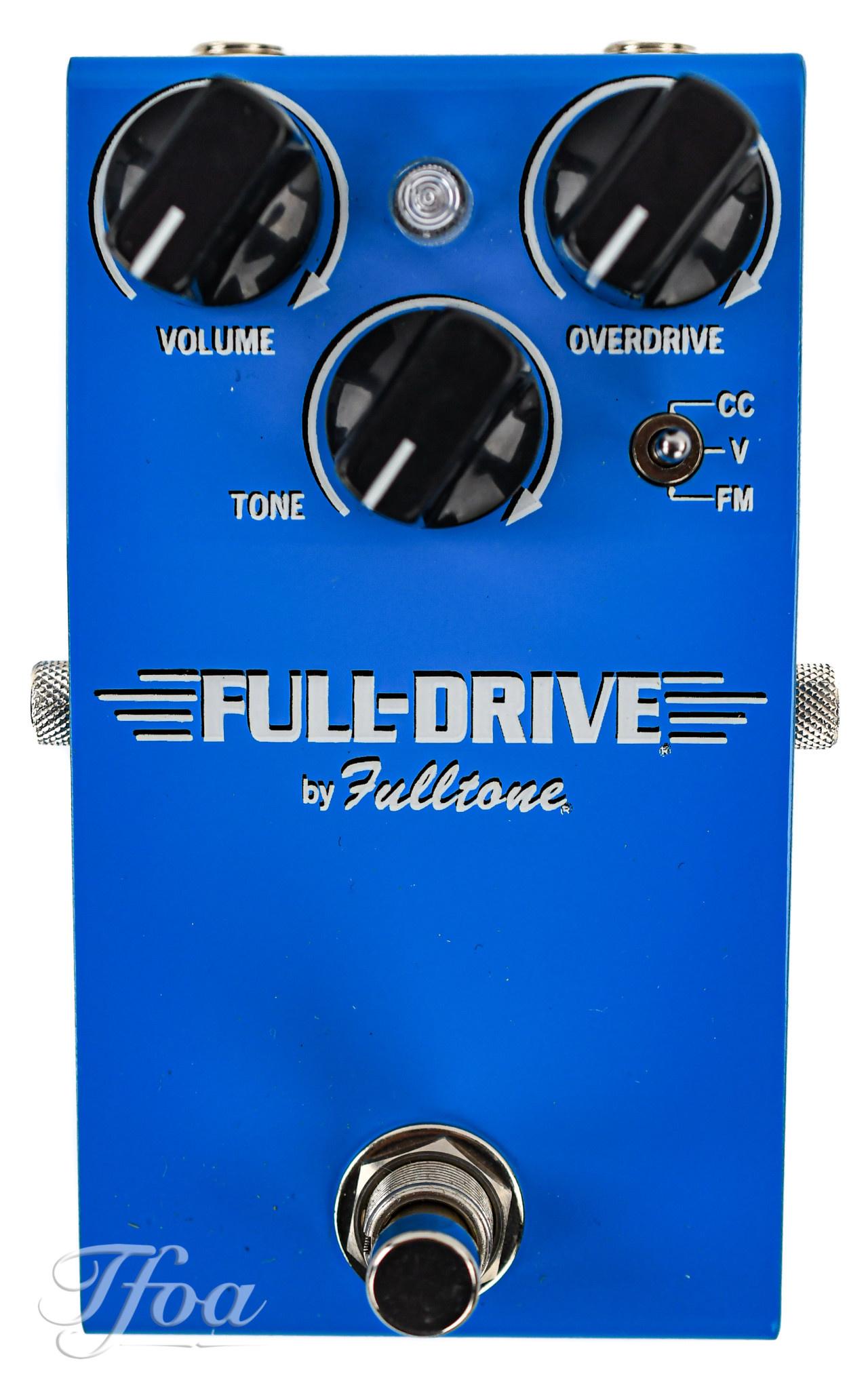 Fulltone Fulldrive 1 Overdrive
