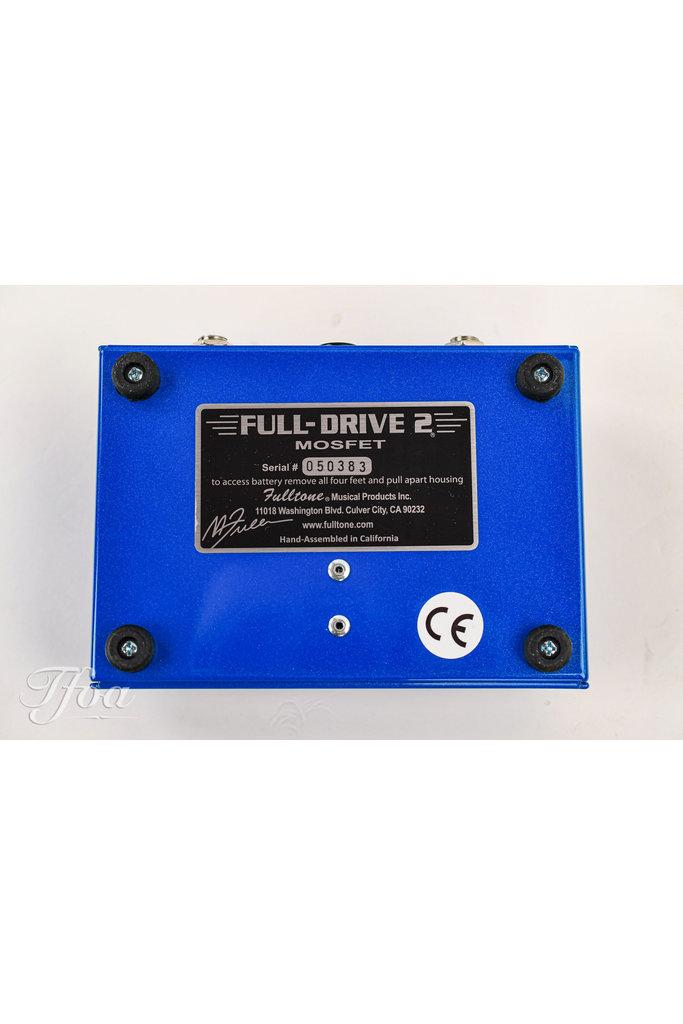 Fulltone Fulldrive 2 Mosfet Overdrive