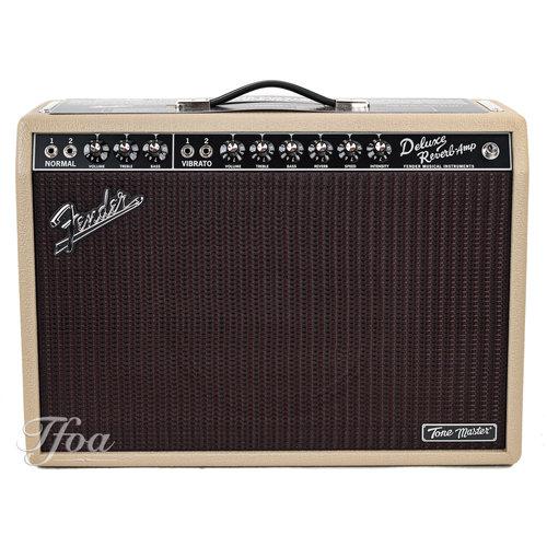 Fender Fender Tone Master Deluxe Reverb Blonde