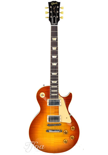 Gibson Gibson 60th Anniversary 1960 Les Paul Standard V1 Antiquity Burst VOS