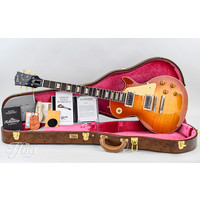 Gibson 60th Anniversary 1960 Les Paul Standard V1 Antiquity Burst VOS