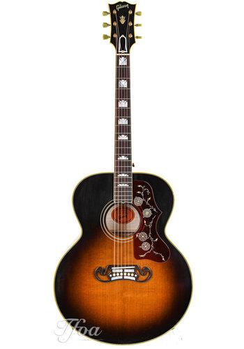 Gibson Gibson 1957 SJ200 Vintage Sunburst 2020