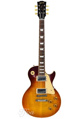 Gibson Gibson '58 Les Paul Standard Pale Whisky Burst Aged B-Stock